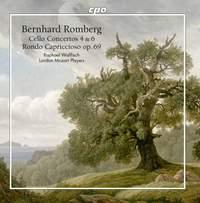 Bernhard Romberg: Cello Concertos Nos. 4 & 6