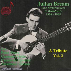 Julian Bream Live Vol. 2