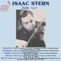 Isaac Stern Live Vol. 9