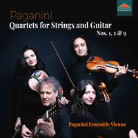 Paganini: Quartets for Strings and Guitar