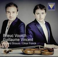 Strauss & Franck: Violin Sonatas