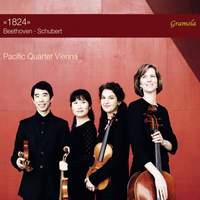 1824: Beethoven -Schubert