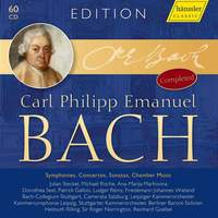 CPE Bach: Complete Edition