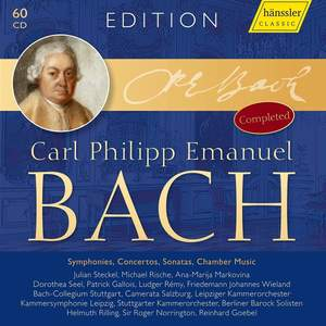 CPE Bach: Complete Edition Product Image