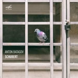 Anton Batagov plays Schubert