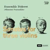 Sonatas for three violins