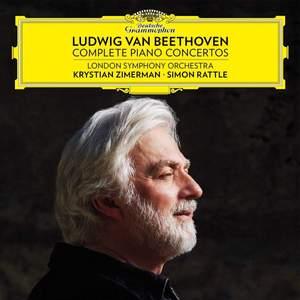 Beethoven: Complete Piano Concertos (Vinyl)