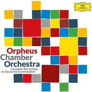 Orpheus Chamber Orchestra: The Complete Recordings On Deutsche Grammophon