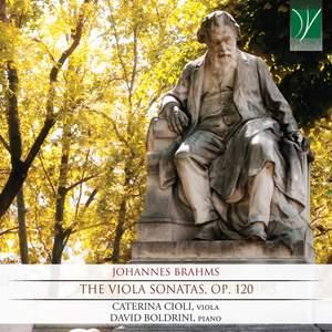 Brahms: Two Viola Sonatas Op. 120