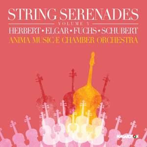 String Serenades, Vol. 3: Herbert, Elgar, Fuchs & Schubert