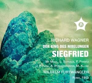 Wagner: Siegfried, WWV 86C (Remastered) [Live]