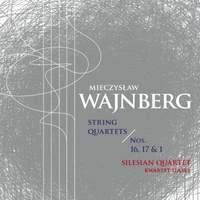 Weinberg: String Quartets Nos. 1, 16 & 17