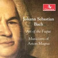 J.S. Bach: The Art of Fugue, BWV 1080 (Live)