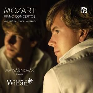 Mozart: Piano Concertos Nos. 11, 12 & 13 Product Image