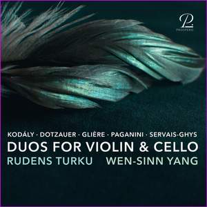 Duos for Violin & Cello Product Image