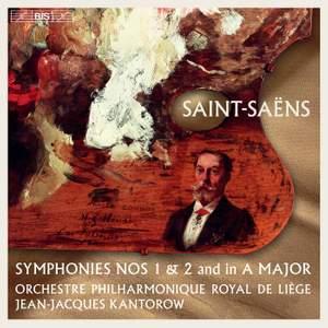 Saint-Saëns: Symphonies Nos. 1 & 2