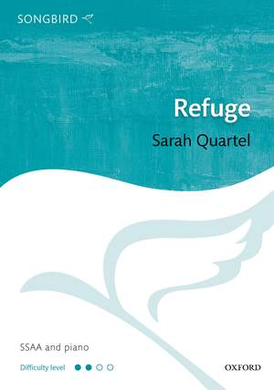 Quartel, Sarah: Refuge Product Image