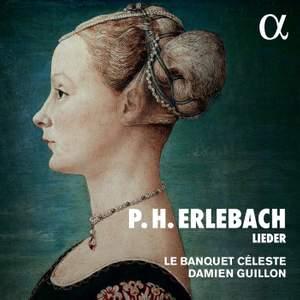 P.H. Erlebach: Lieder Product Image