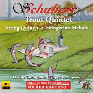 Schubert: Piano Quintet in A Major, Op. 114, D. 667 'Trout' & Other Works