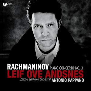 Rachmaninov: Piano Concerto No. 3 - Vinyl Edition