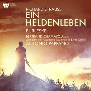 R. Strauss: Ein Heldenleben & Burleske Product Image