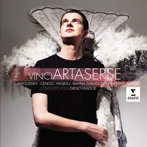 Vinci: Artaserse Product Image