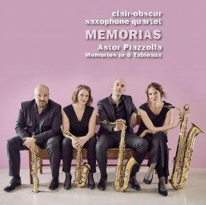 Memorias: Astor Piazzolla Memories in 6 Tableaux