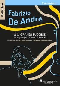 Fabrizio De André: MyUkulele - Fabrizio De André