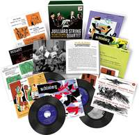 Juilliard Quartet - The Early Columbia Recordings