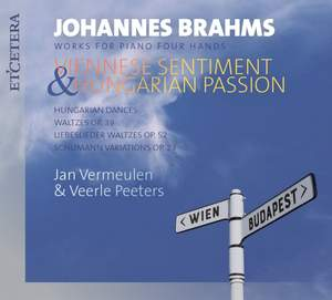 Brahms: Works For Piano Four Hands