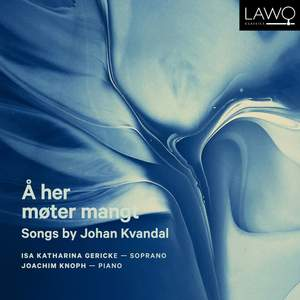 A Her Moter Mangt - Songs By Johan Kvandal Product Image