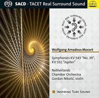 Mozart. Symphonies Nos. 39 & 41