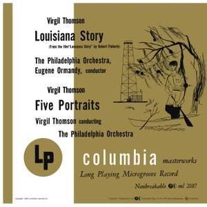 Thomson: Louisiana Story & 5 Portraits