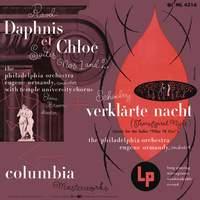 Ravel: Daphnis et Chloé Suites Nos. 1 & 2 - Schoenberg: Verklärte Nacht, Op. 4