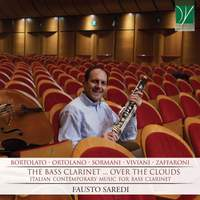 The Bass Clarinet … Over The Clouds