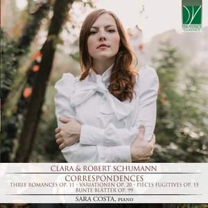 Clara & Robert Schumann: Correspondances