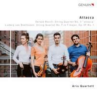 Gerald Resch: String Quartet No. 3 & Beethoven: String Quartet No. 7, Op. 59 No. 1