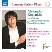 Alexander Koryakin: 2019 Winner Jaén Prize International Piano Competitino