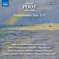 Marcel Poot: Symphonies Nos. 1-7