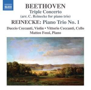 Beethoven: Triple Concerto (arr. Reinecke for piano trio)