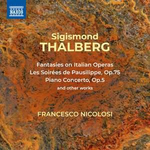 Thalberg: Italian Fantasies Product Image