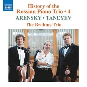 Arensky: Russian Trios 4
