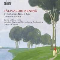 Kenins: Symphonies Nos. 4 & 6