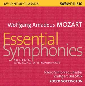 Mozart: Essential Symphonies