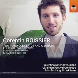 Boissier: Piano Concerto Product Image