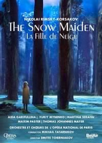 Rimsky Korsakov: The Snow Maiden (DVD)