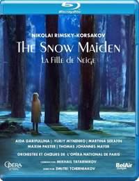 Rimsky Korsakov: The Snow Maiden (Blu-ray)
