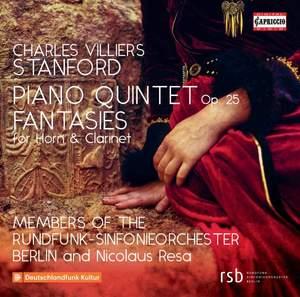 Stanford: Piano Quintet