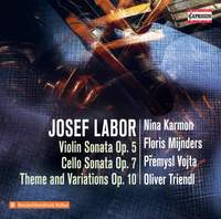 Labor: Sonatas for Violin & Cello