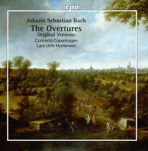 Bach: The Overtures BWV 1066-1069 (Original versions) Product Image